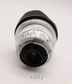 Zeiss Distagon 18mm F4 Leica M Mount