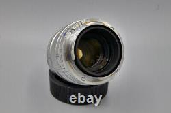 Zeiss Planar ZM 50mm f/2 Silver (for Leica M mount)